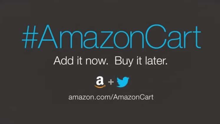 Twitter se lance dans le e-commerce, en partenariat avec Amazon