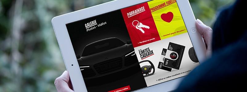 création site internet responsive e-commerce