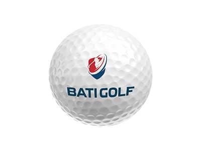 impression balle de golf