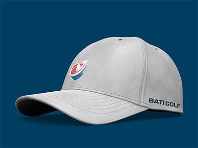 Impression logo casquette