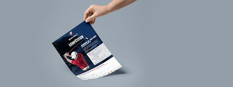 création flyer evenementiel