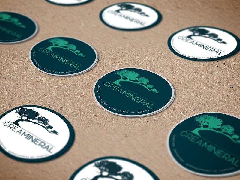 impression stickers