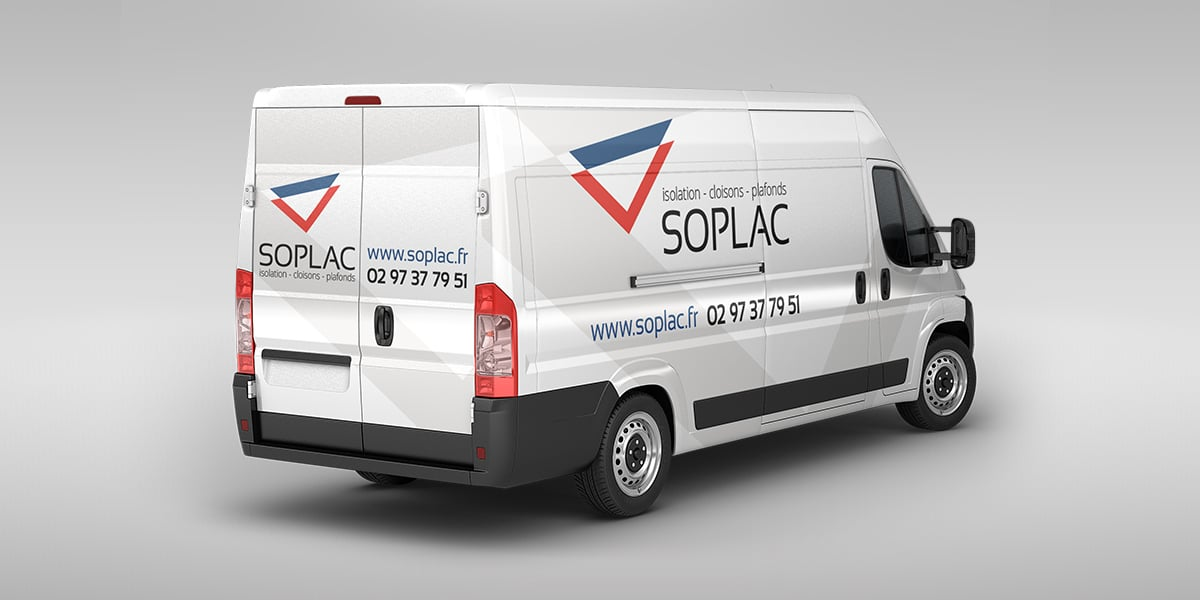 covering véhicule société