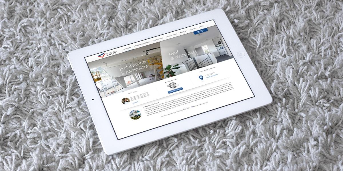 site internet vitrine responsive