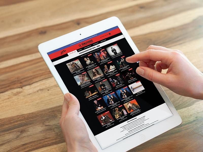 creation de site internet e-commerce responsive