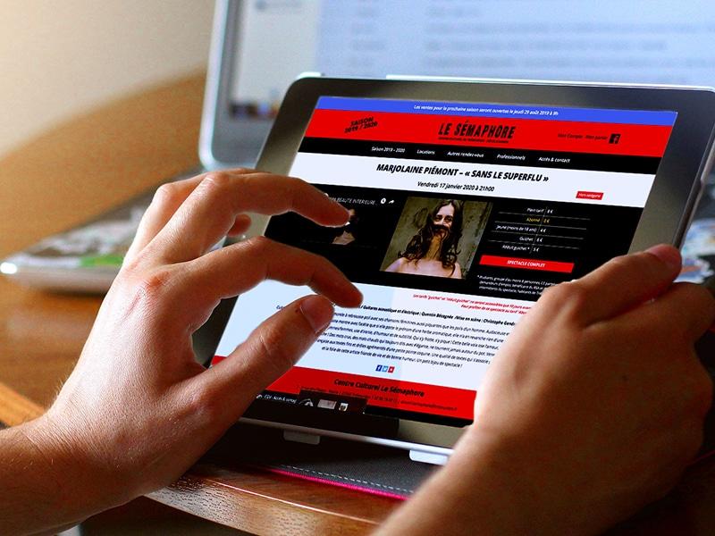 creation de site internet e-commerce