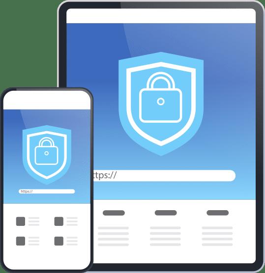 Un site internet rapide et sécurisé