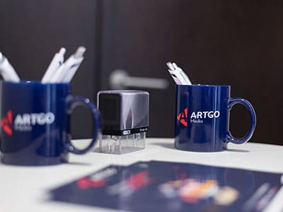Mugs ARTGO Média