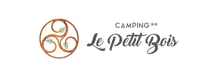 Creation logo camping