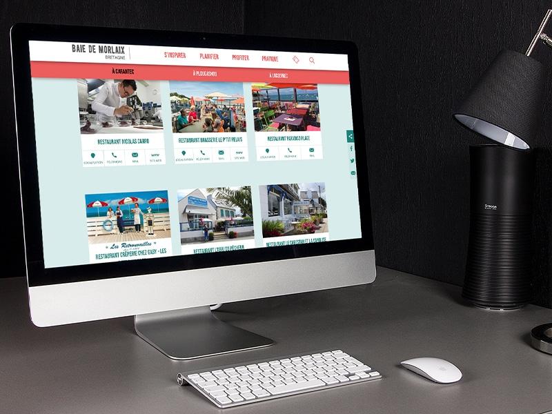 Hébergement et maintenance site internet institutionnel